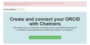 chalmers-orcid