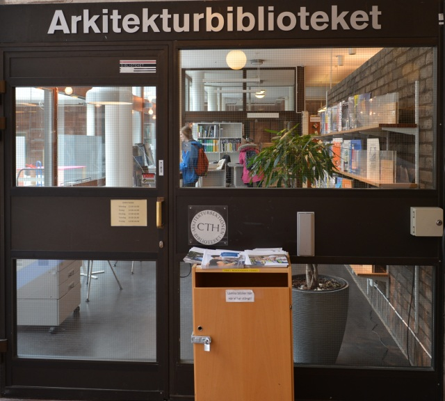 Hej då gamla biblioteket