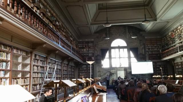 Sala Magliabechiana - Biblioteca degli Uffizi